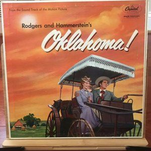 Oklahoma - Rodgers and Hammerstein's - Vinyl Recor